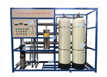 2吨纯净水设备
